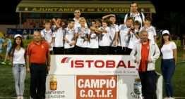 Selección Soccer Team, el grupo de amigos que crece junto al COTIF