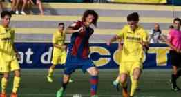 Crónica COTIF Sub-20: La poderosa defensa del Levante se impone al Villarreal (0-1)