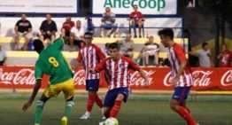 Crónica COTIF Sub-20: El Atleti aprovecha la superioridad numérica para castigar a Mauritania (4-0)