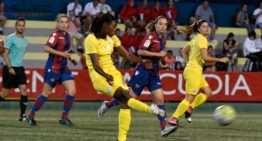 Crónica COTIF Femenino: Golazo de Alba para dar la victoria del Levante ante el ASPTT Albi (0-1)
