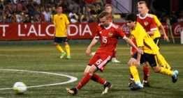 Crónica COTIF Sub-20: Rusia salta la banca y tumba al Atleti (1-0)