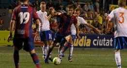 Crónica COTIF Sub-20: El Levante se impone a Rusia y se cuela en semifinales (1-0)