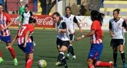 Crónica COTIF Femenino: El Valencia se pone líder a costa del Atlético de Madrid (0-2)