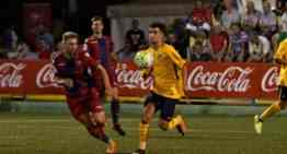 Crónica COTIF Sub-20: El Atleti se gustó y asombró ante el Levante (0-6)