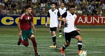 Crónica COTIF Sub-20: El Valencia salva los muebles ante la sorprendente Marruecos (2-2)