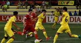 Crónica COTIF Sub-20: Remontada de Rusia ante el Villarreal con Iakovlev como ejecutor (1-2)