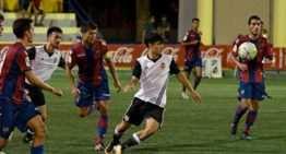 Crónica COTIF Sub-20: Exhibición del Valencia ante el Levante que le da el pase a la final (4-1)