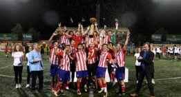 GALERÍA: Entrega de trofeos y cuadro de honor del COTIF Sub-20 2017