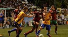 Crónica COTIF Sub-20: Marruecos se impuso a la Selección Valenciana y roza las semifinales (2-0)