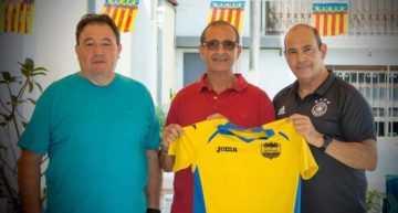 El UD Marítimo Cabanyal oficializa a los técnicos del Infantil 'A'