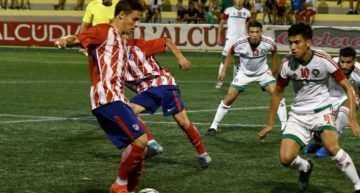 Crónica COTIF Sub-20: La final espera al Atleti tras derrotar a Marruecos (1-0)