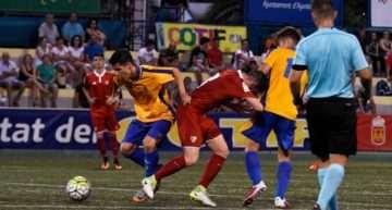 Crónica COTIF Sub-20: La Selección Valenciana deja KO al Sevilla y va a por el liderato (1-0)