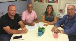 Hoteles Servigroup renueva su patrocinio con la Fundación Benidorm CD