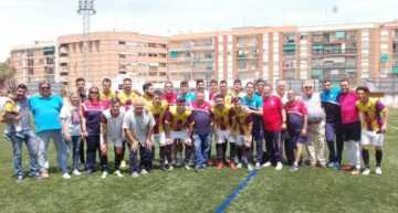 El Burjassot CF presenta su organigrama deportivo