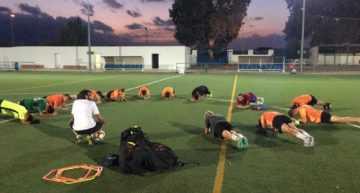 El Juvenil 'A' del CF At. Burriana-Salesianos anuncia sus amistosos de pretemporada