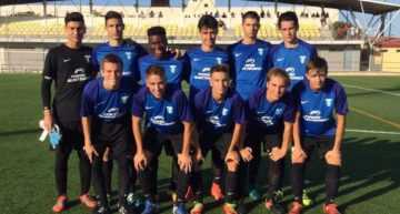 El CF San José debuta en Liga Nacional Juvenil frente al Levante UD