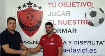 Atlético Sedaví presenta a Eduardo Serna como nuevo director deportivo