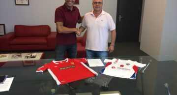 Convenio de colaboración entre el Real Murcia y el Club Atlético San Blas CF