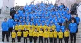 El Monforte CF presenta su organigrama deportivo
