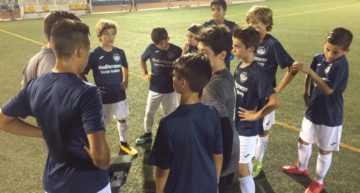 El Mediterranean Soccer Academy aspira a todo en el COTIF Promeses 2017