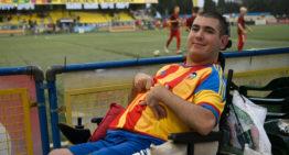 Javi Colomina, el 'ojeador' con 200 partidos del COTIF a sus espaldas