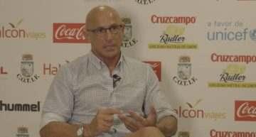 """Luis de la Fuente: """"La Selección Española quiere estar en la XXXV edición del COTIF"""""""