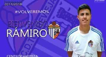 Ramiro Nicolás Cupayolo promociona al primer equipo del CD Torrevieja
