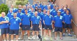 Entrenadores admitidos al Curso FFCV de Entrenador en Almussafes