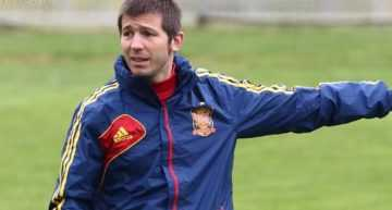 Celades 'pesca' en el fútbol valenciano a cinco representantes para España Sub-21