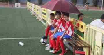 El CF Malvarrosa suspende el cobro de las cuotas desde este mes y 'mientras dure esta difícil situación'