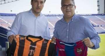Levante UD y Patacona CF dan un paso más en su acuerdo de colaboración