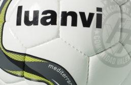 Luanvi vuelve a proporcionar los balones oficiales FFCV para la temporada 2017-2018