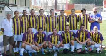 Veteranos del Burjassot y del Valencia CF jugarán contra el cáncer infantil