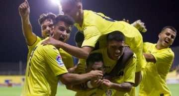El Juvenil A del Villarreal debuta ante el Levante el domingo  a las 11:00 horas