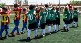 Últimos retoques a la edición 2017-2018 de la Liga Peque.Fútbol en Valencia
