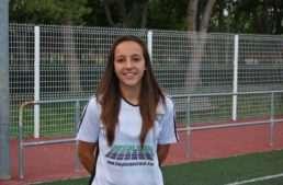"Anabe Martínez (Mislata CF Femenino): ""El futuro del futfem pinta muy bien"""