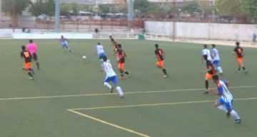 VIDEO: El Valencia CF sacó los puntos en su visita al Kelme en la J2 de División de Honor (1-2)