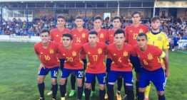 Así son los 7 valencianos que representarán a la FFCV con España en el Mundial Sub-17