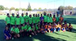 GALERÍA: Las chicas del UD Picassent estrenan equipo Sub-12 con muy buenas sensaciones