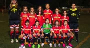 GALERÍA: El CF Femenino Juventud Paternense inicia una temporada muy ilusionante