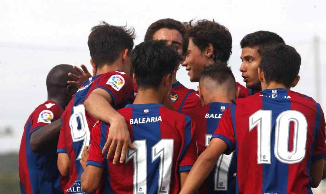 Levante y Villarreal se reparten los puntos en la primera jornada de la Liga Juvenil DH