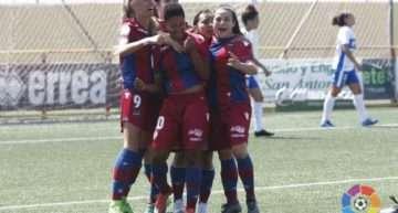 El Levante Femenino podría quedar fuera de la Copa de la Reina por primera vez