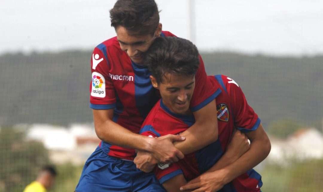 El Levante empata en casa del Murcia en la Juvenil División de Honor