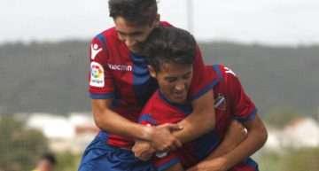 El Juvenil 'A' del Levante UD cosecha su primera victoria ante el CD Toledo
