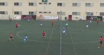 VIDEO: Alboraya y Hércules empataron en un partido trepidante en Liga Autonómica Cadete (1-1)