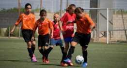 Todo preparado para el arranque del fútbol-8 femenino en la Comunitat