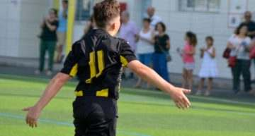 El Puig se lleva la victoria en casa del CD Roda Infantil C