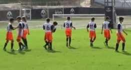 VÍDEO: Debut sin goles entre Fundación VCF y Levante UD en Liga Autonómica Infantil (0-0)