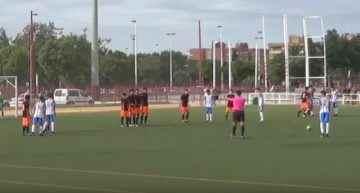 VIDEO: Contundencia valencianista en su visita al Kelme CF en Cadete Autonómico (0-3)