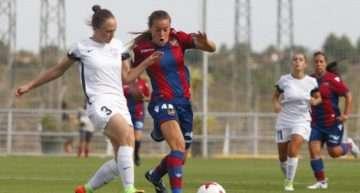 El Levante Femenino sigue con buenas sensaciones tras imponerse al Albacete (6-4)